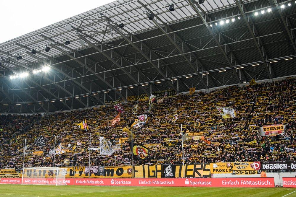 Kreuzchor Dynamo Stadion Karten