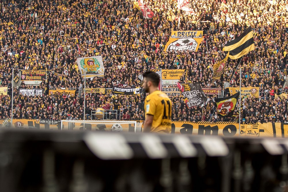 Dynamo Dresden Tickets Auswärts