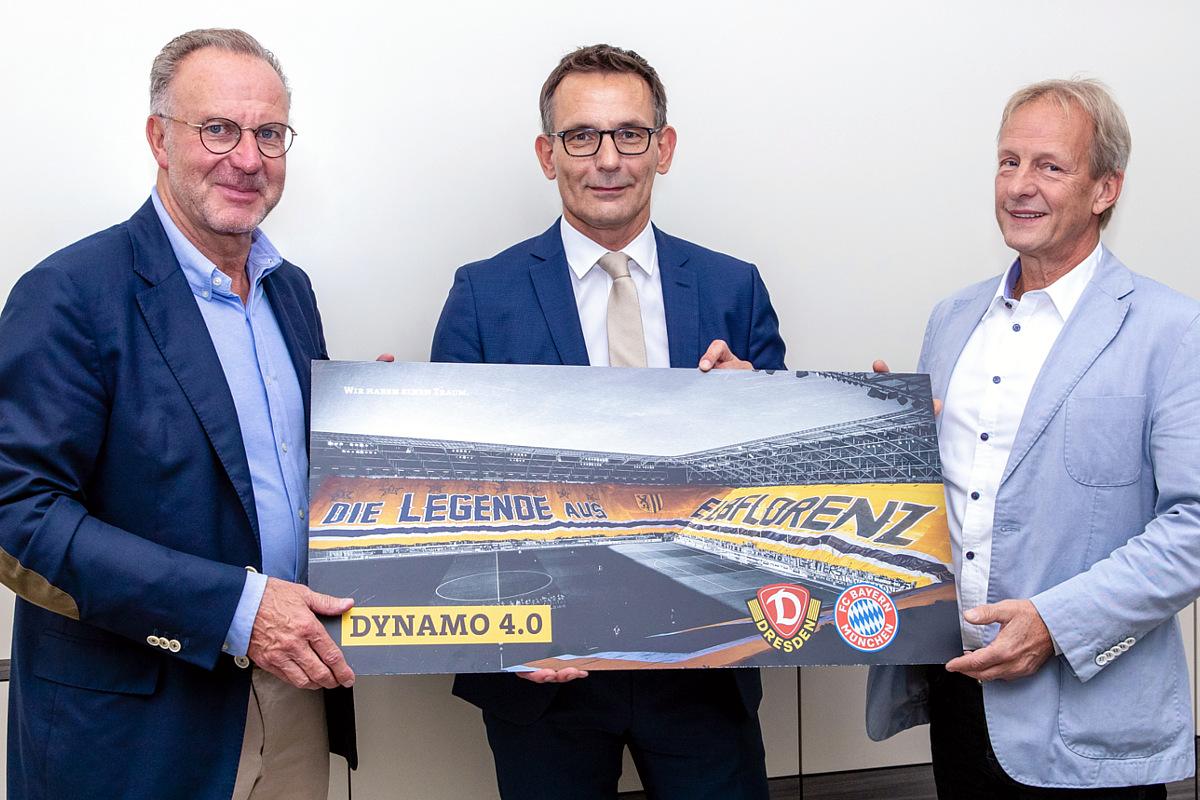 11teamsports neuer Schuh Partner von Dynamo Dresden