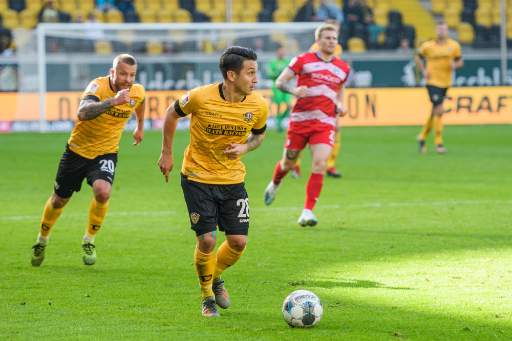 Dynamo Dresden Abgänge